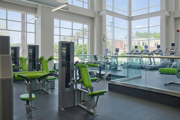 Newly renovated Gainesville Health and Fitness Women's Center opens
