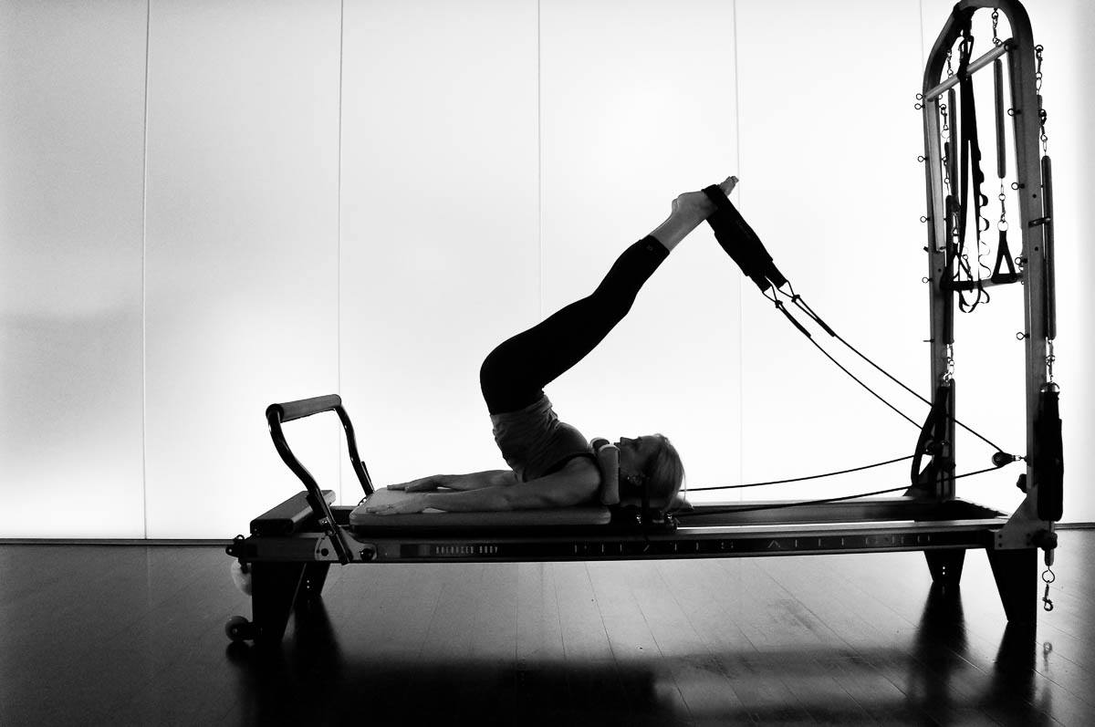 Try Pilates at GHF