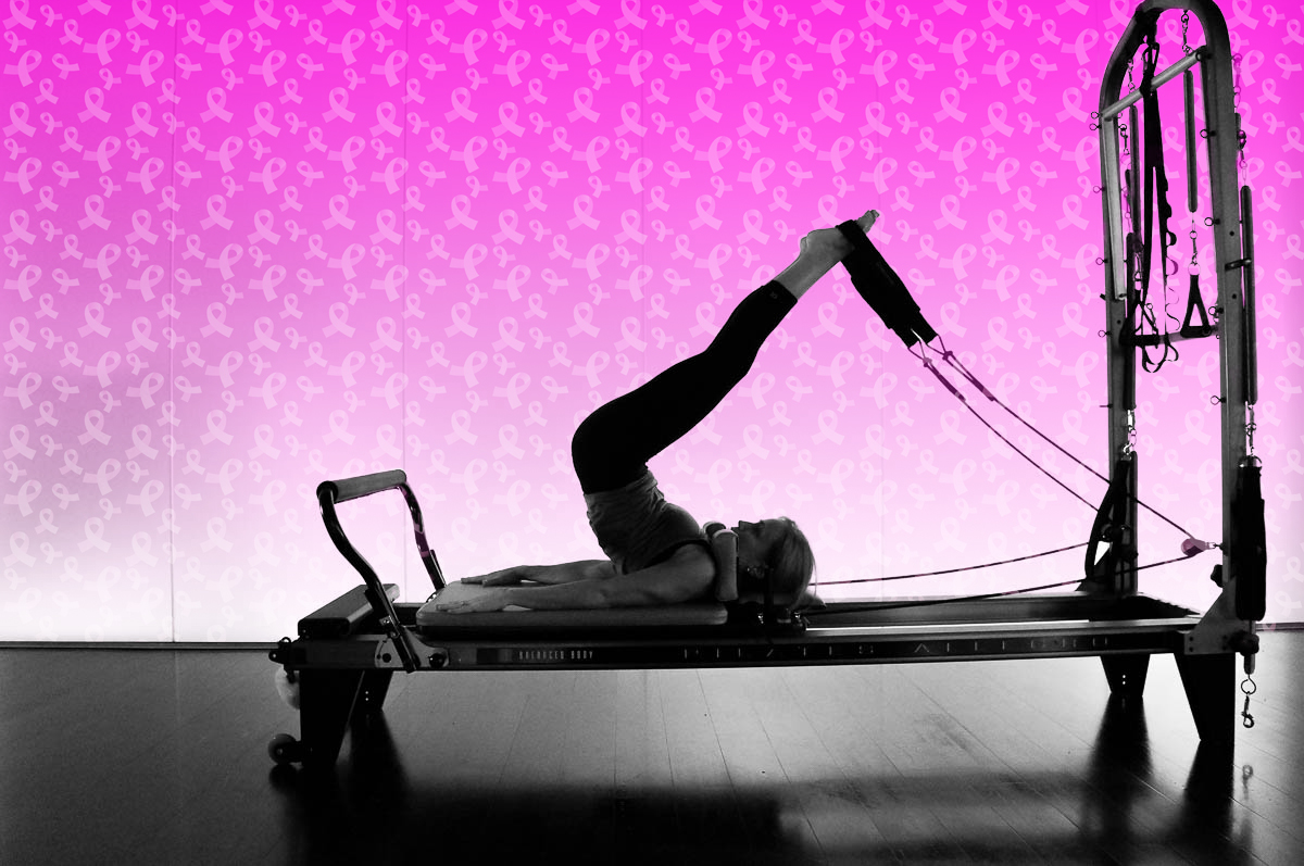 Pilates at ghf Reformer