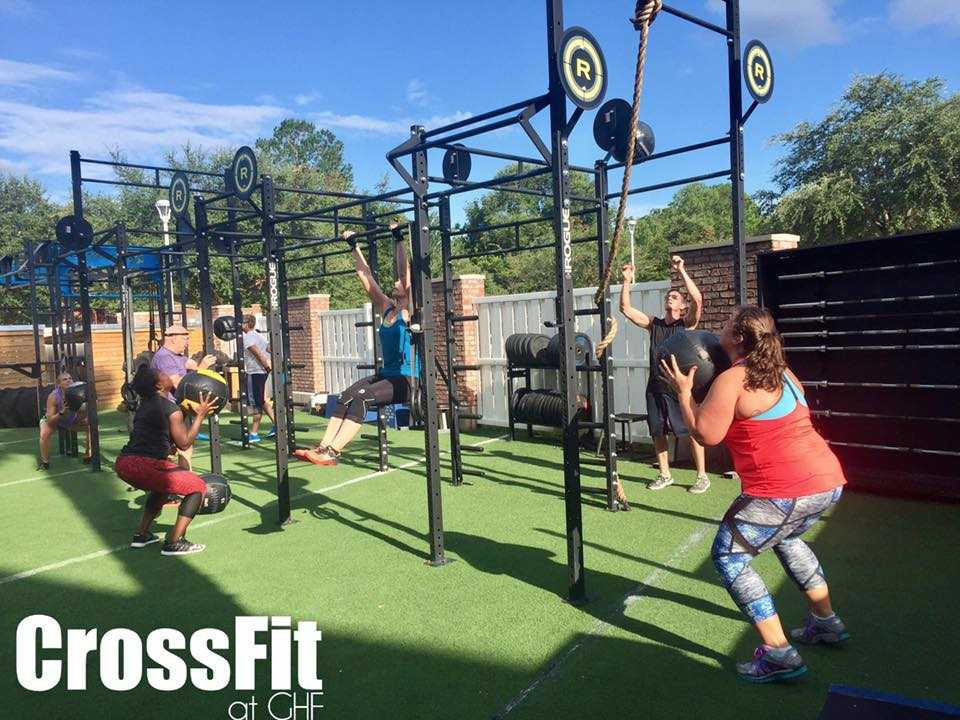 CrossFit at Gainesville Health