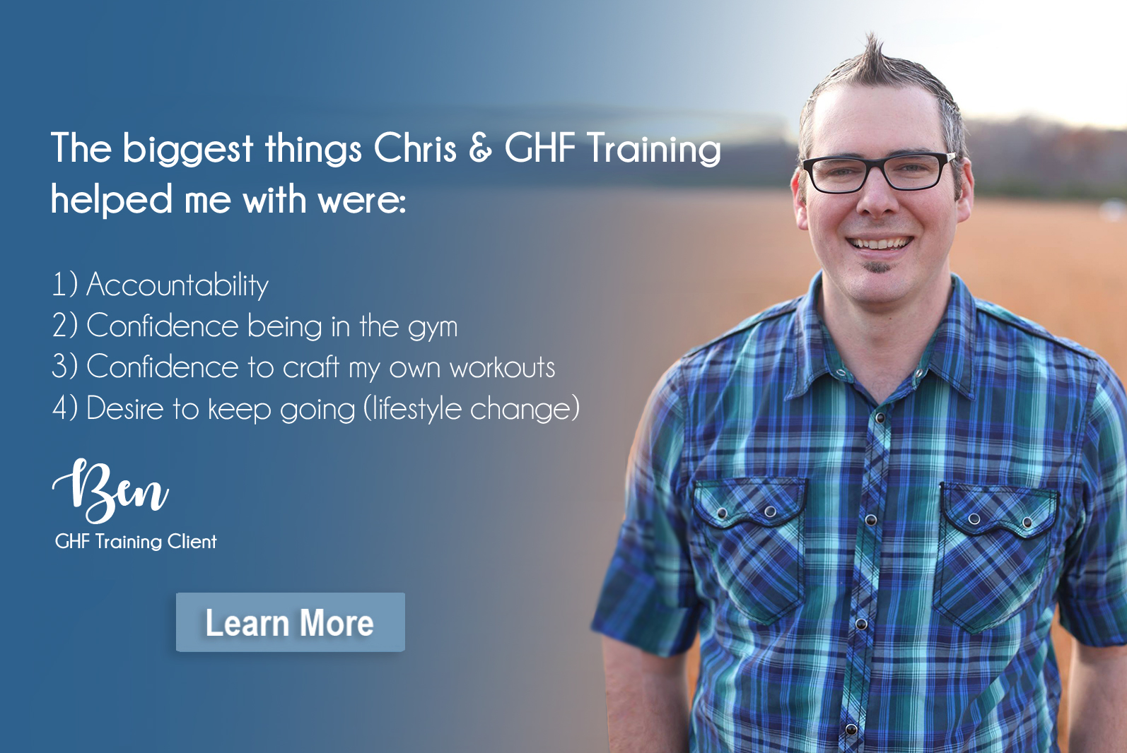 db25d4cbeb7 Testimonials - Benefits of Personal Training - Gainesville Health ...