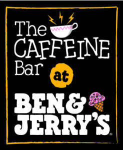 The Caffeine Bar at Ben & Jerry's