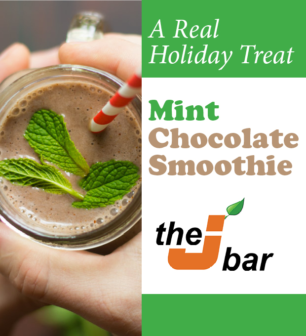 Mint Choc Smoothies