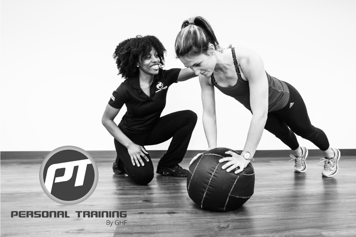 Personal Training at Gainesville Health & Fitness