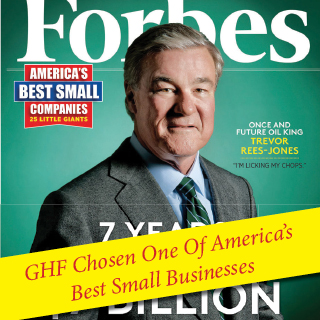 Forbes Best Small Companies