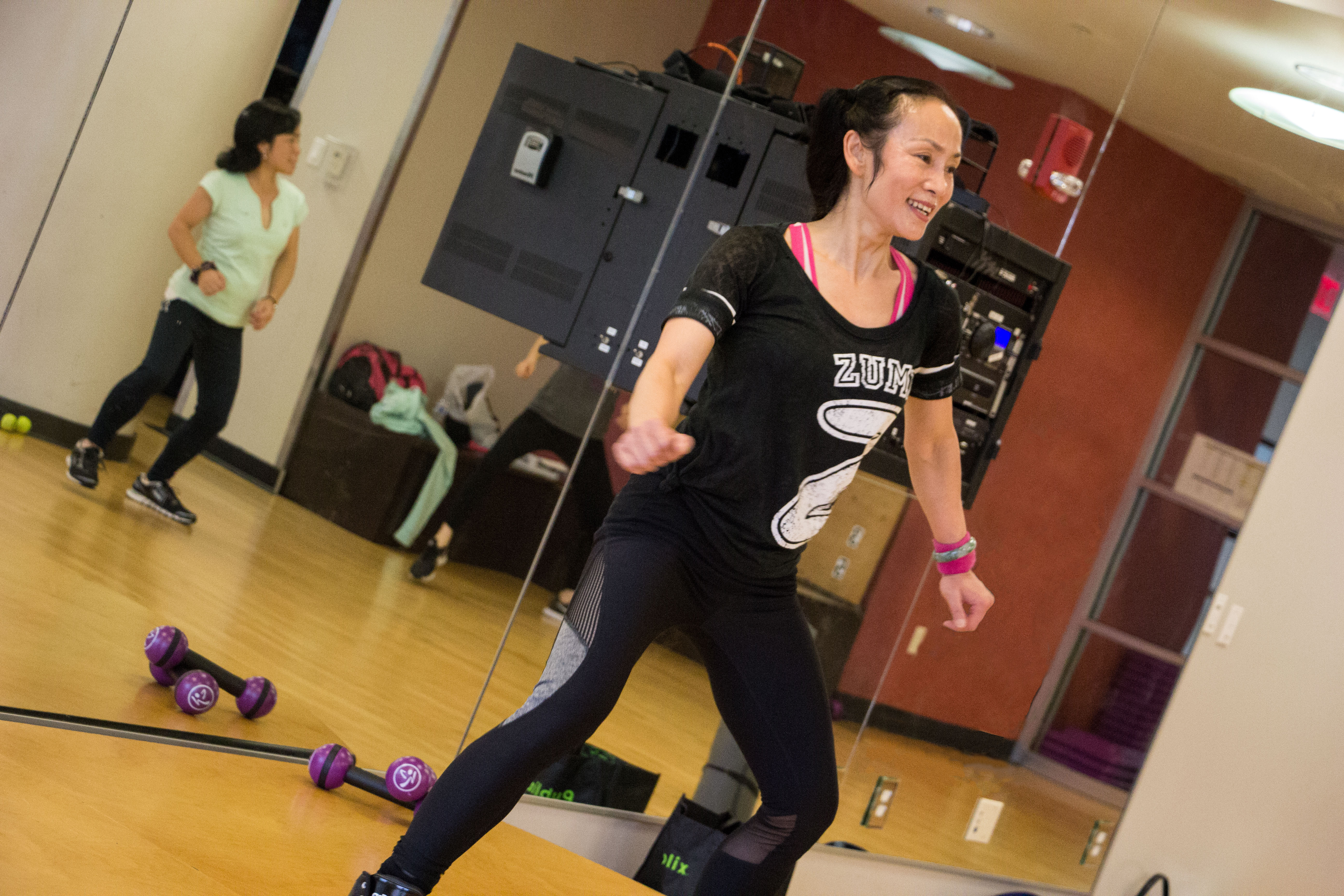 Dance Cardio Fitness Classes Zumba