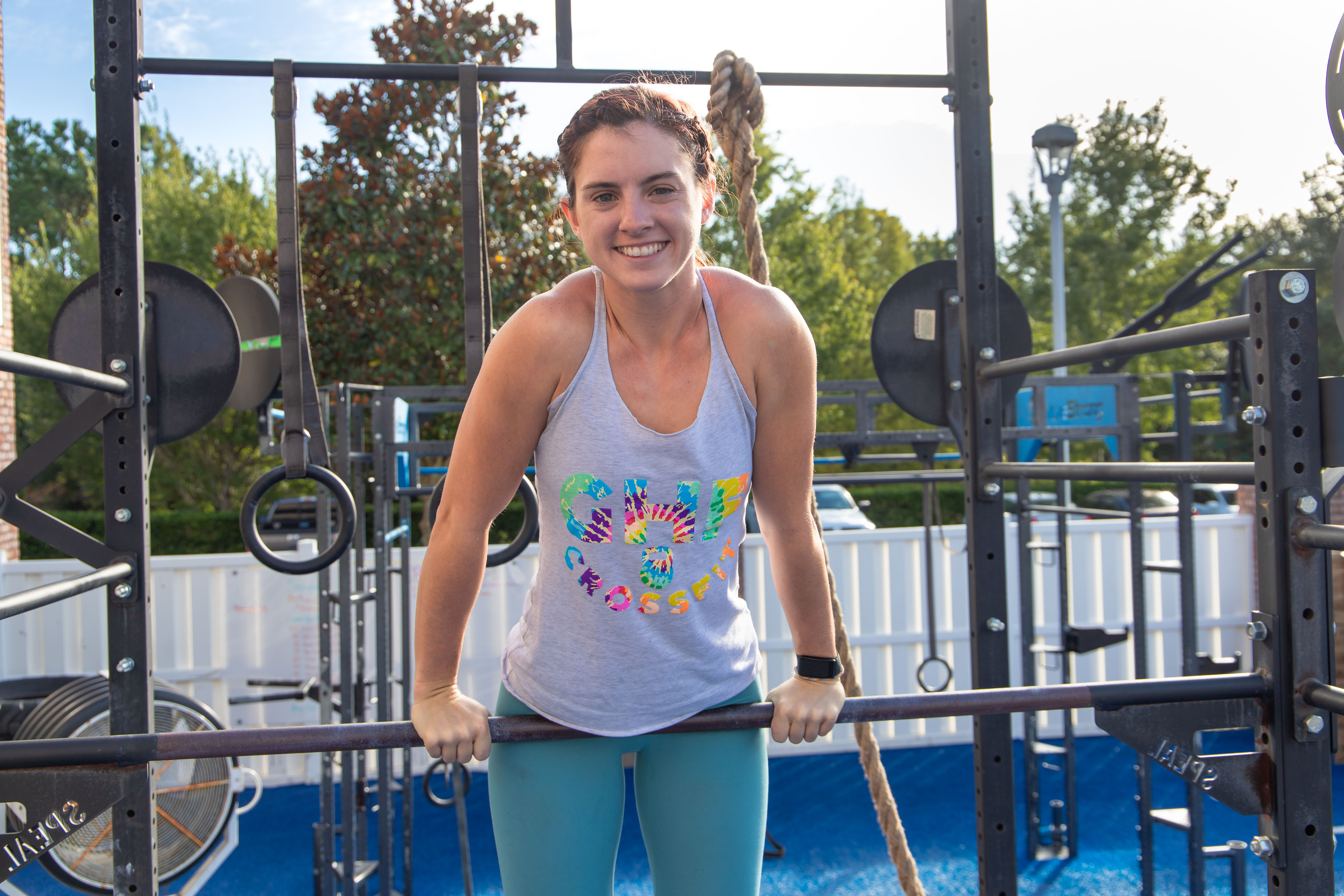 Kelly Clark CrossFit Coach
