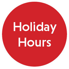 Holiday Gym Hours