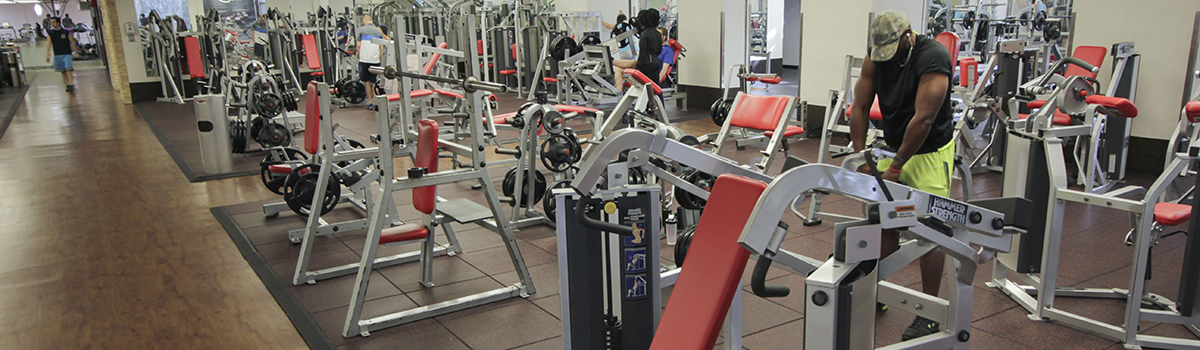 Hammer Strength Machines at GHF Main Center