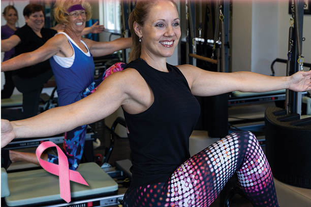 Pilates for breast cancer