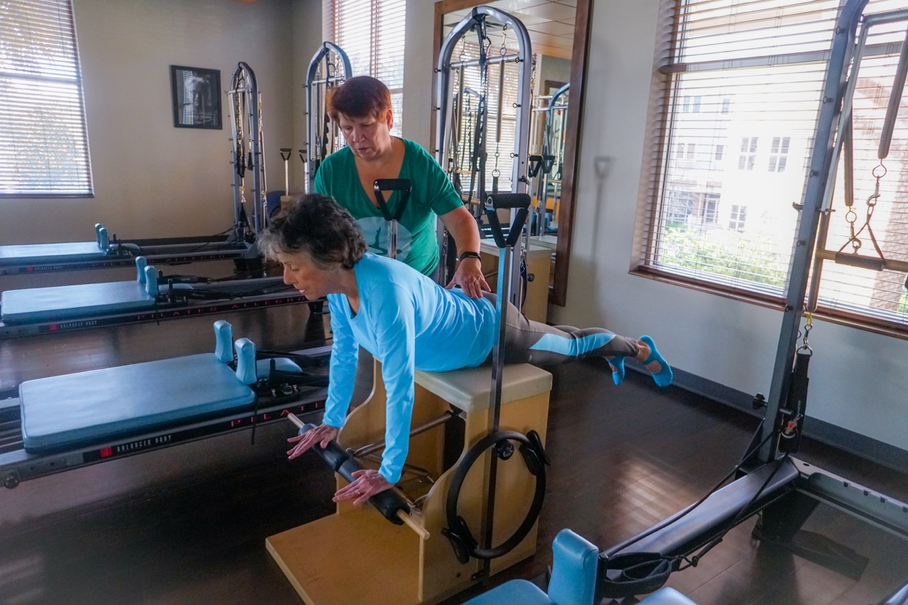Pilates at ghf