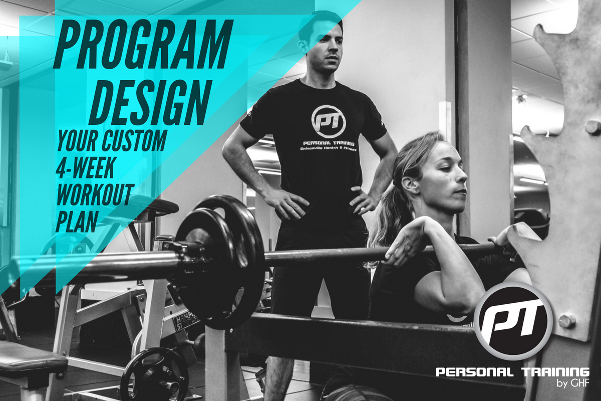 Program Design By GHF Personal Training