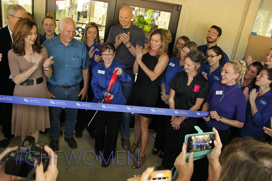 Ribbon Cuttin