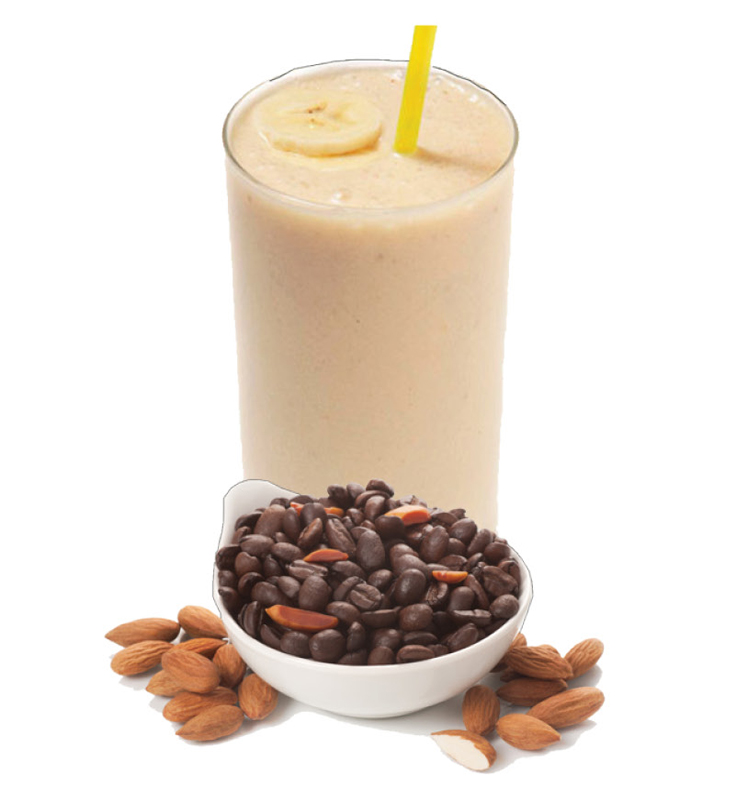 Java Nut Smoothie