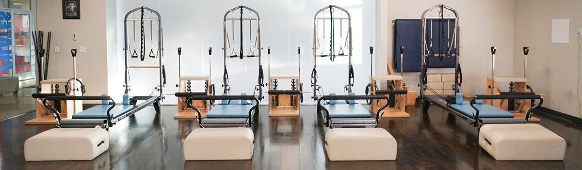 GHF Pilates Studio at Tioga Center