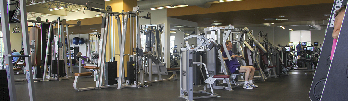 GHF Tioga Center Weight Training Machines