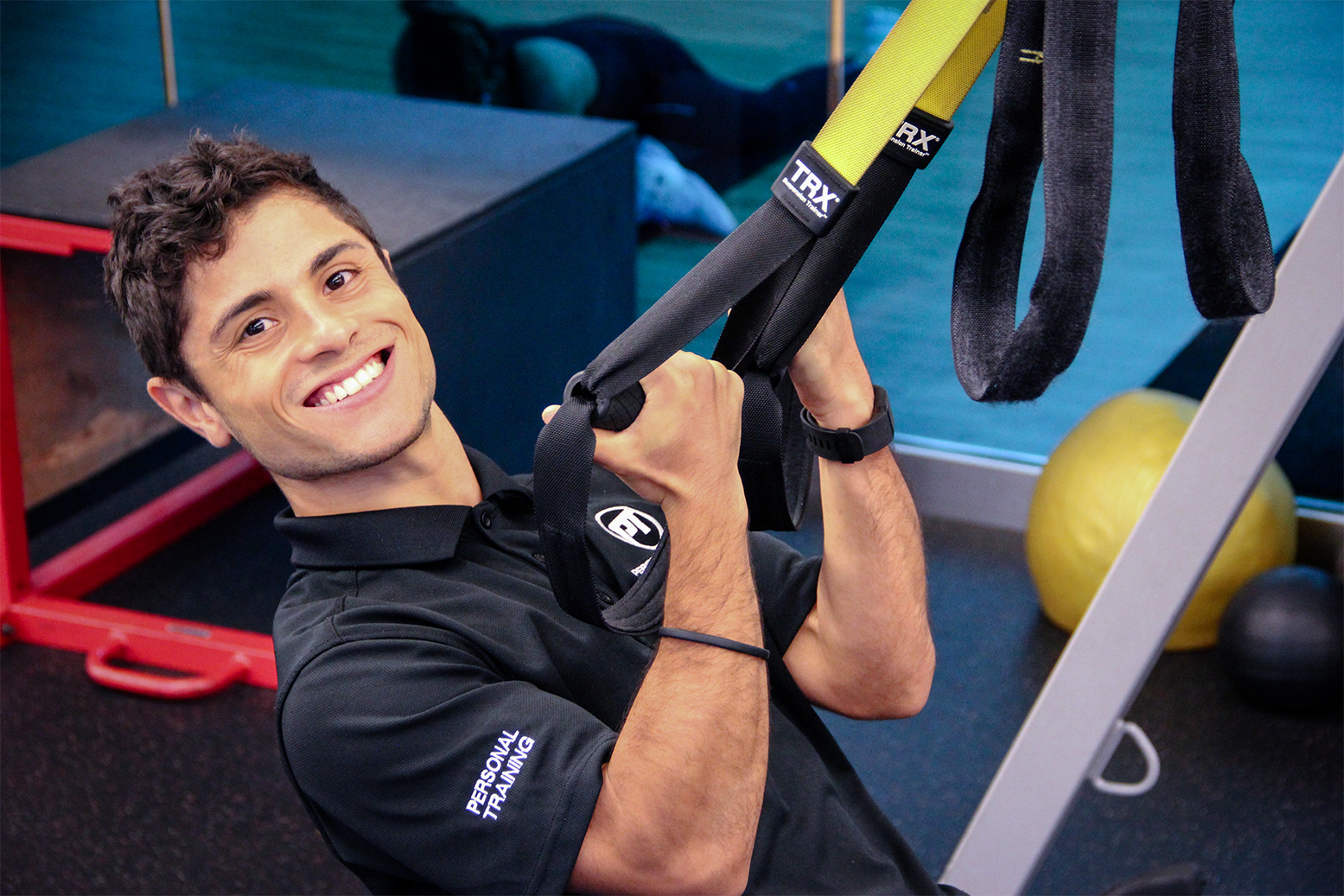 GHF gym personal trainer