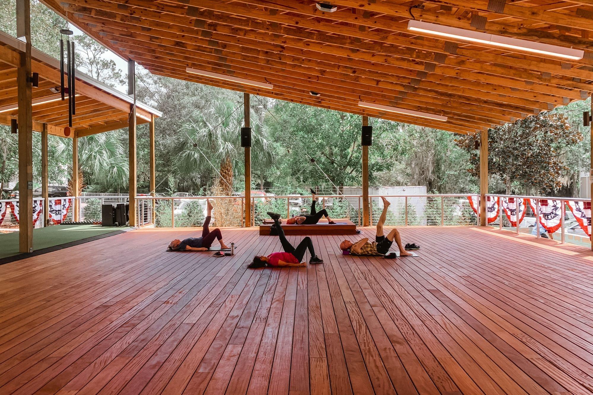 yoga class workshop near me