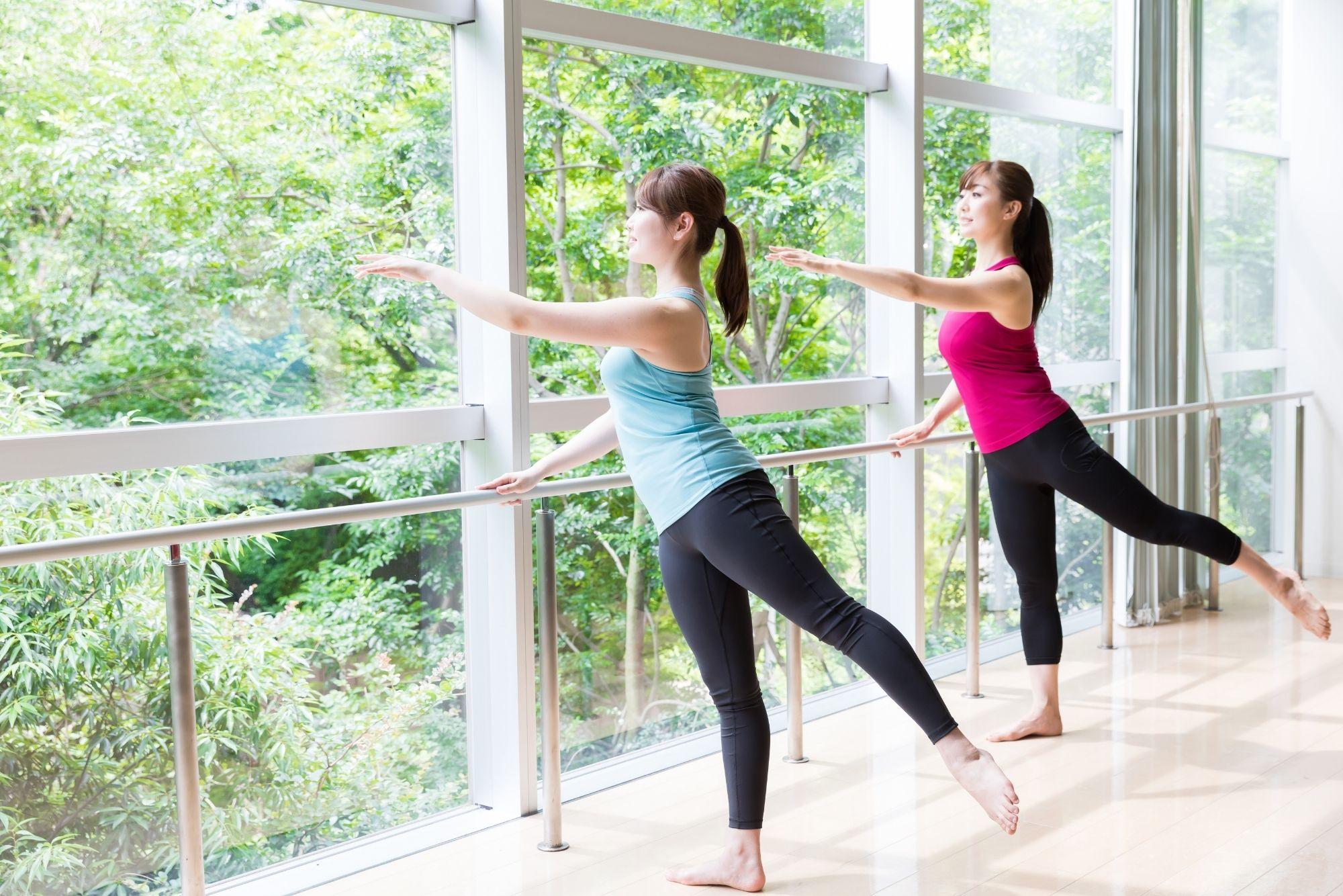 barre ballet workshop