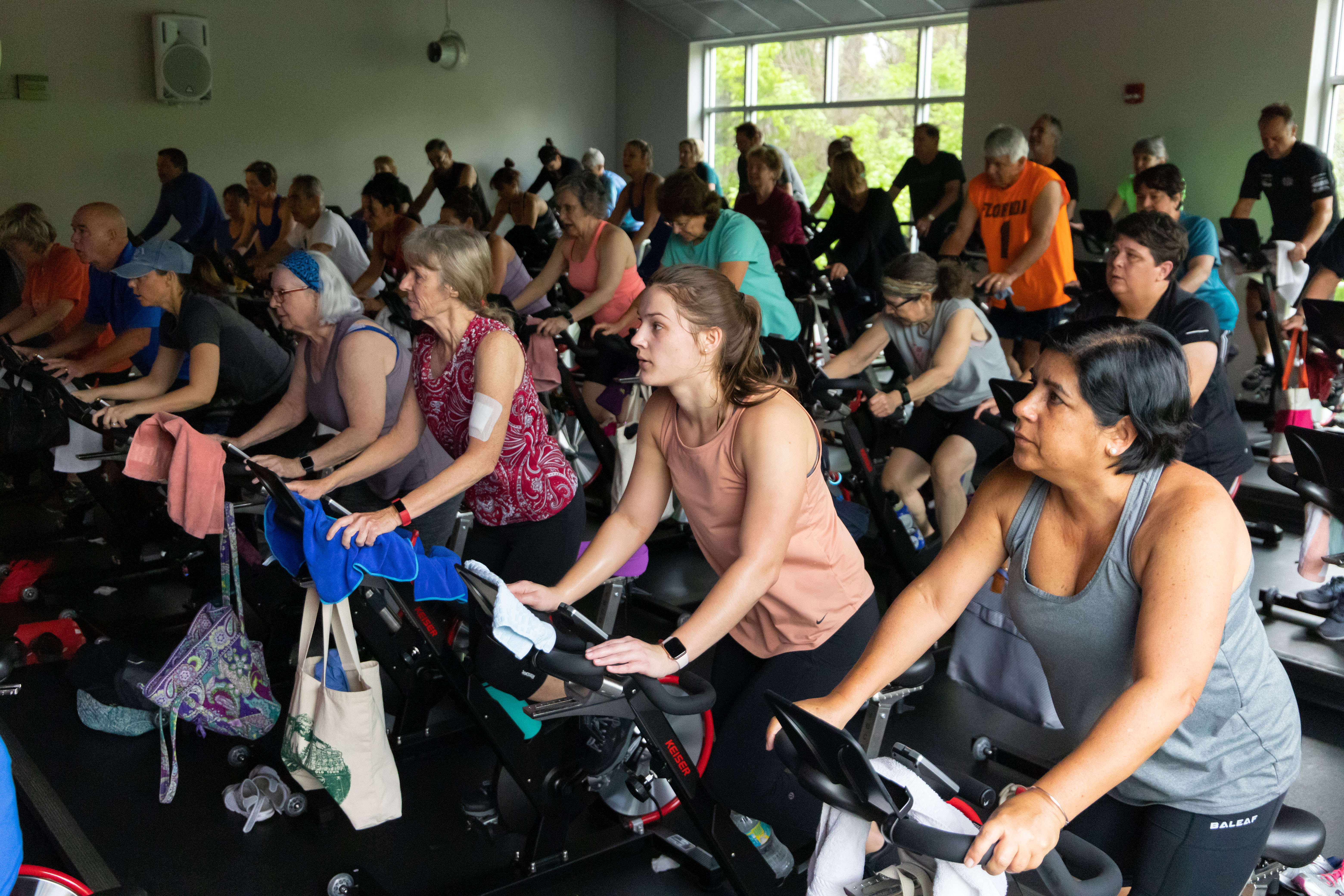 spin class gainesville
