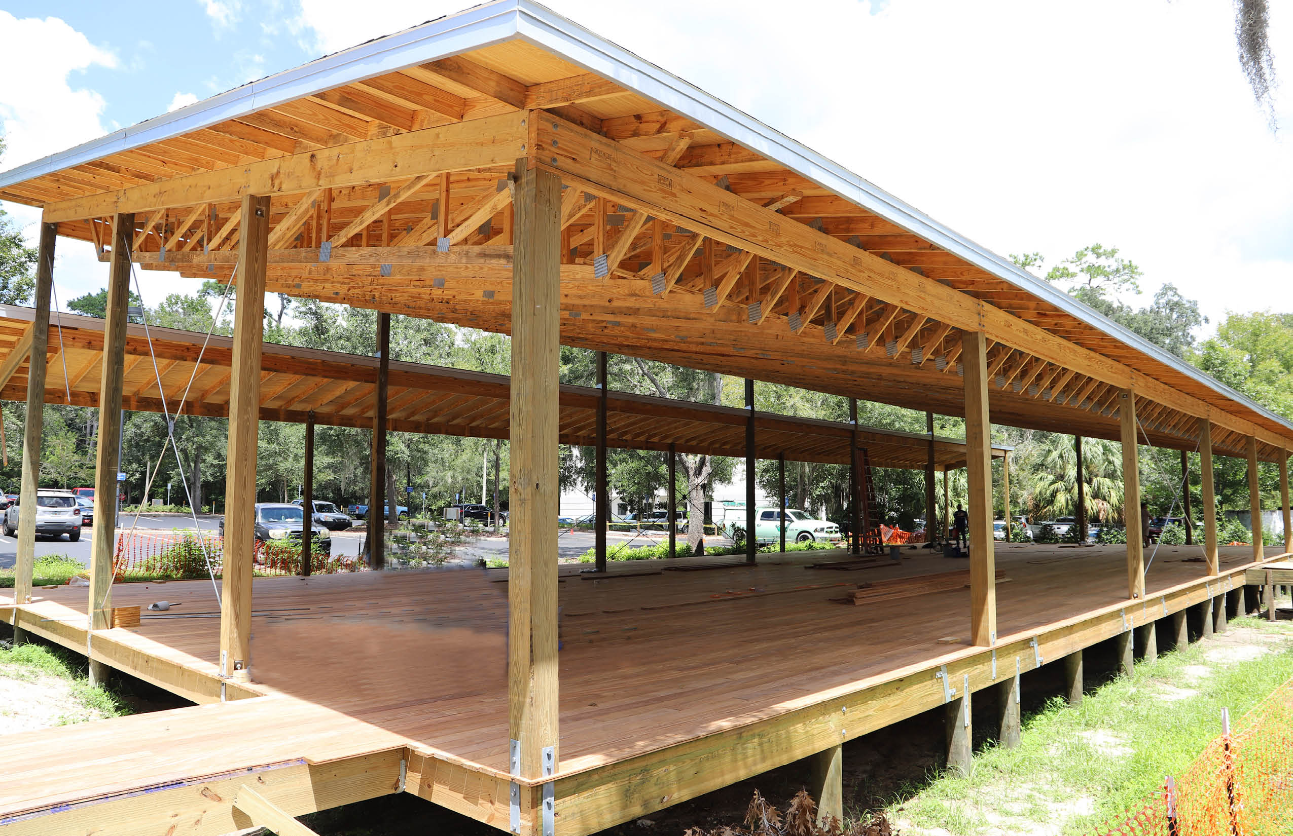 outdoor training facility gainesville
