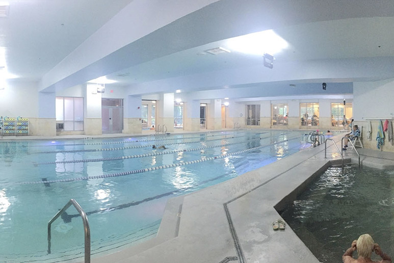 Main Center Pool