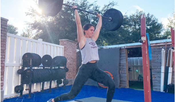 High school strength training