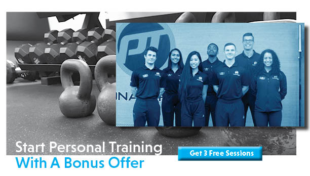 Personal Training New Trainer