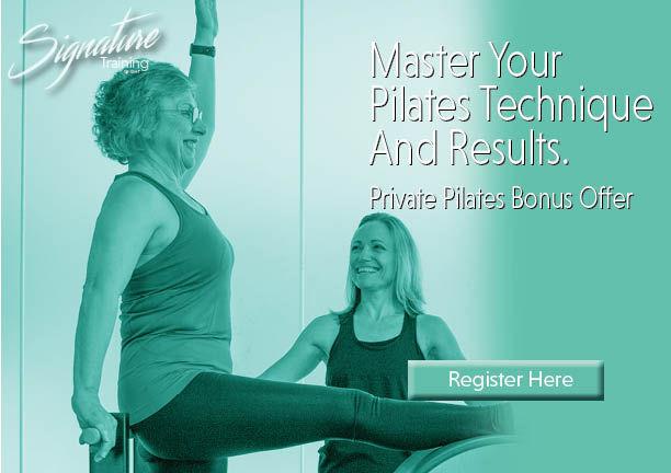 Pilates Private Class GHF