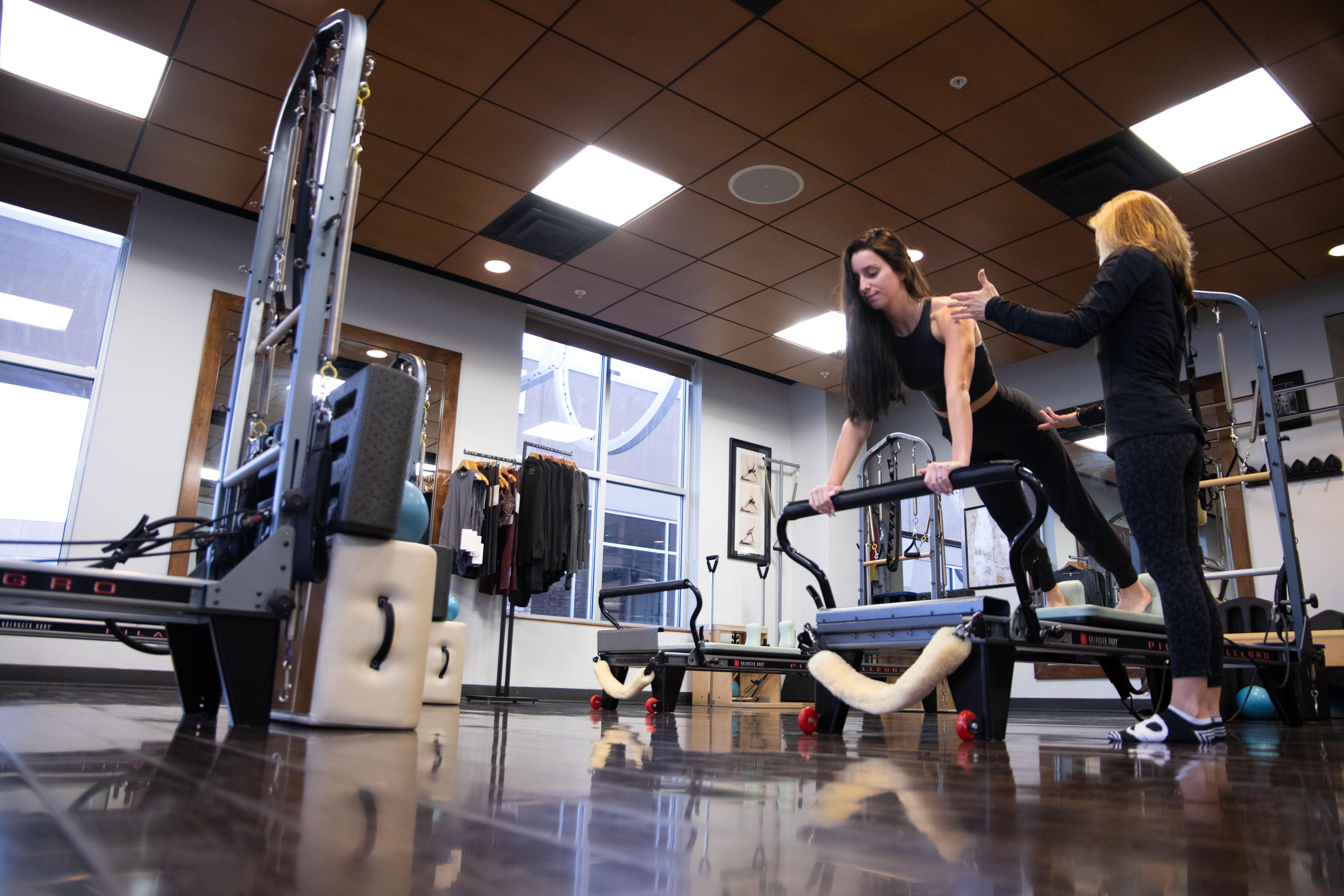 Pilates at GHF
