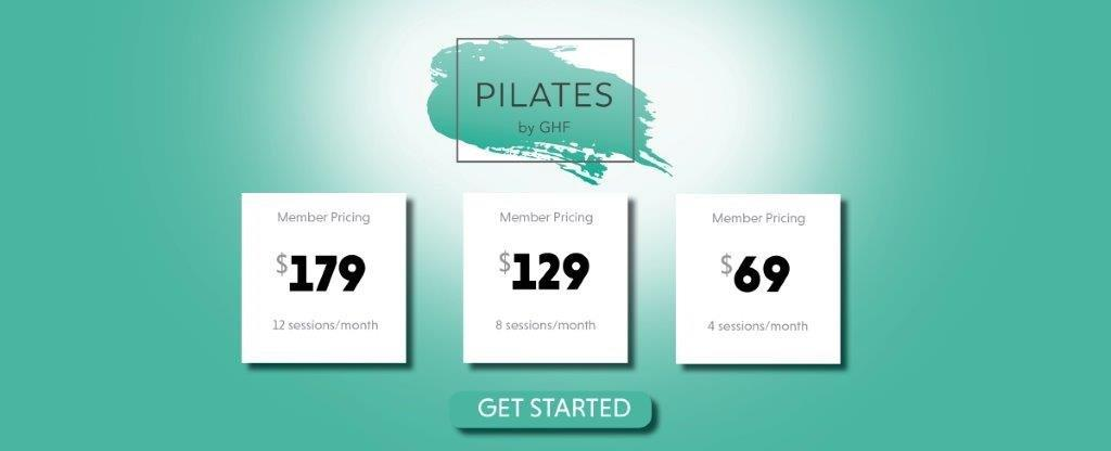 Pricing for Pilates