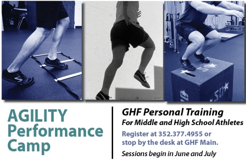agility training for middle and high school athletes