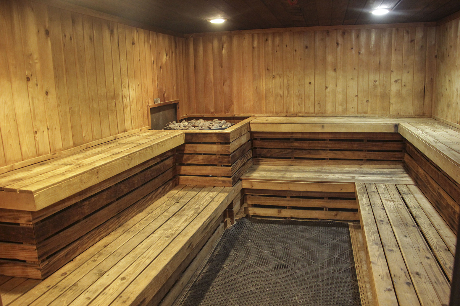 Sauna at GHF WC
