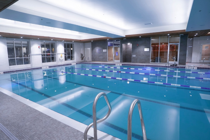 indoor lap pool ghf