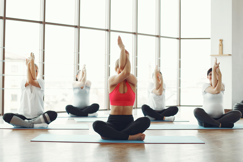 yoga studio gainesville
