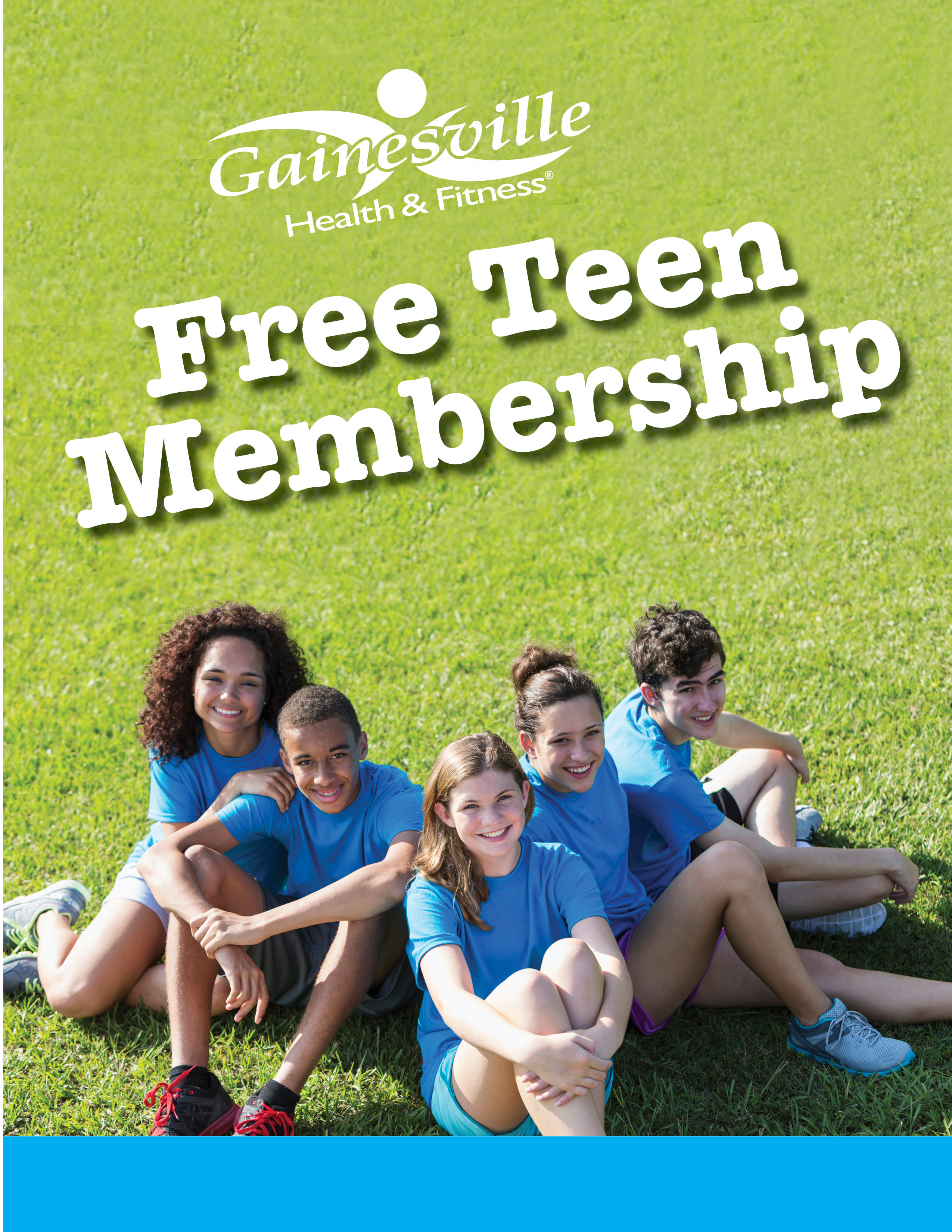 summer teen memberships at ghf
