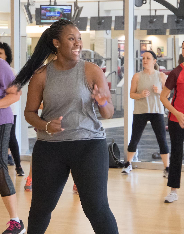 GHF Dance Cardio Fitness