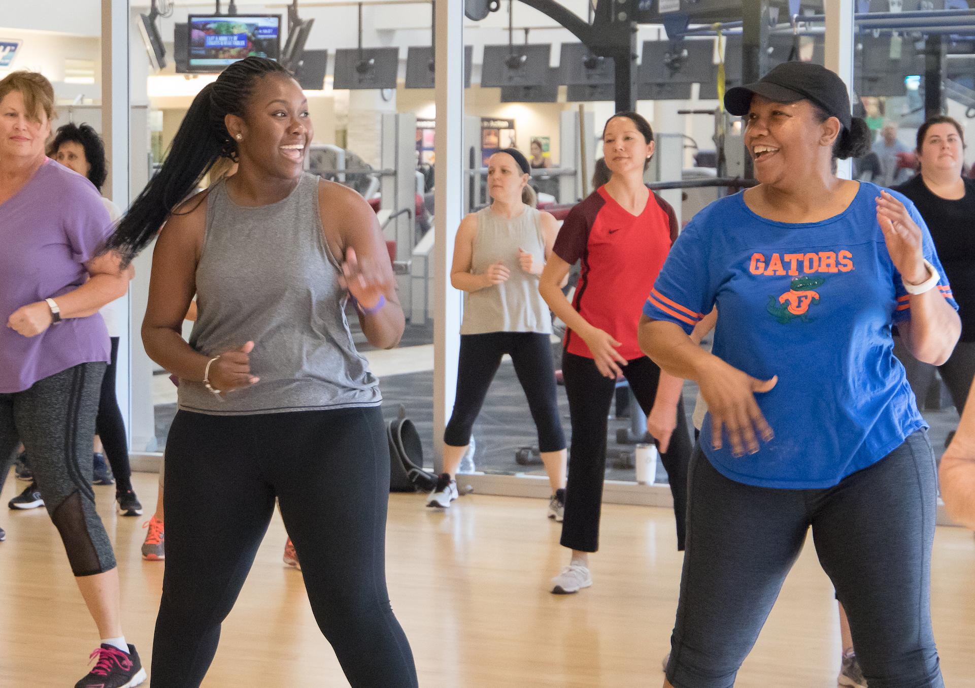 UJam Group Fitness Dance