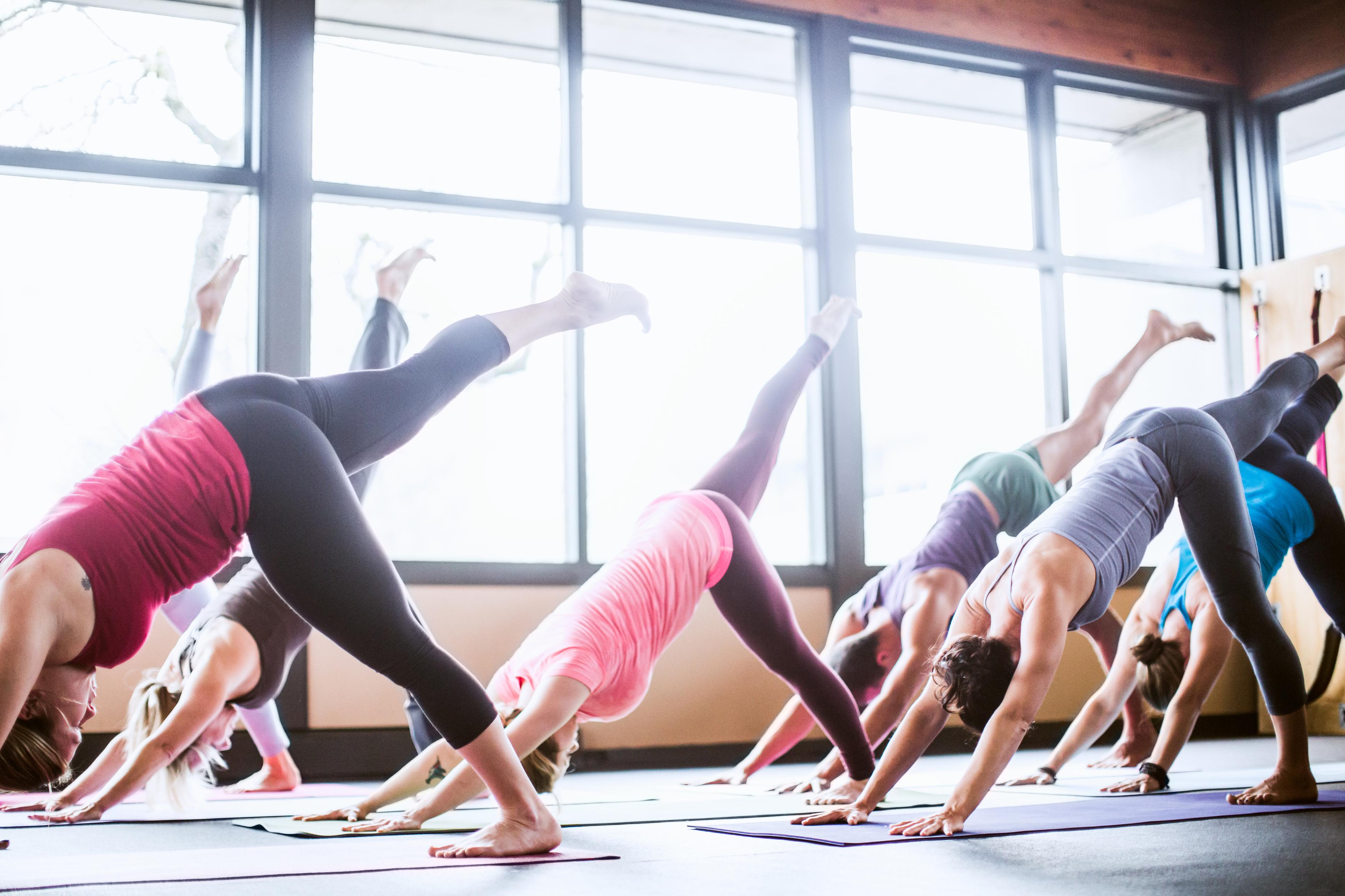 yoga conditioning